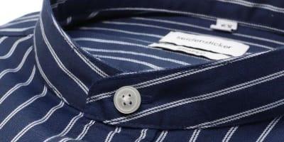 Hemden mit Stehkragen
