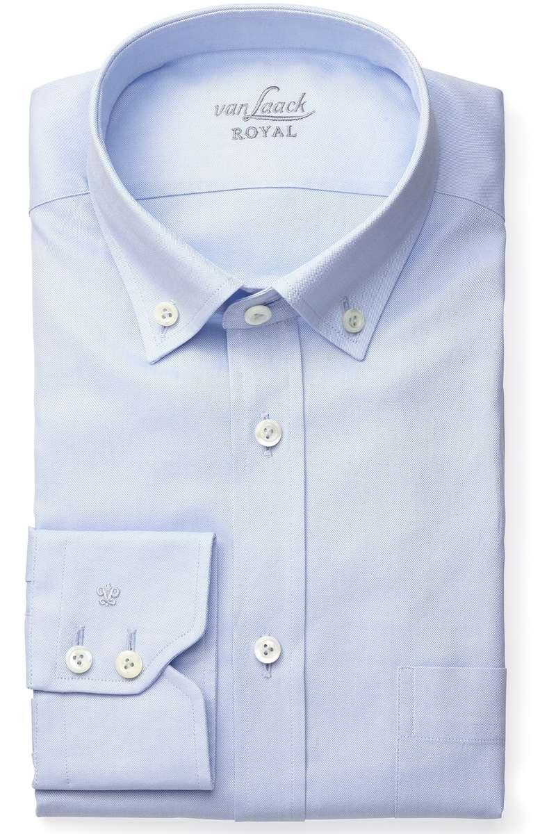 van Laack Hemd - Tailor Fit - hellblau, Einfarbig 40 - M