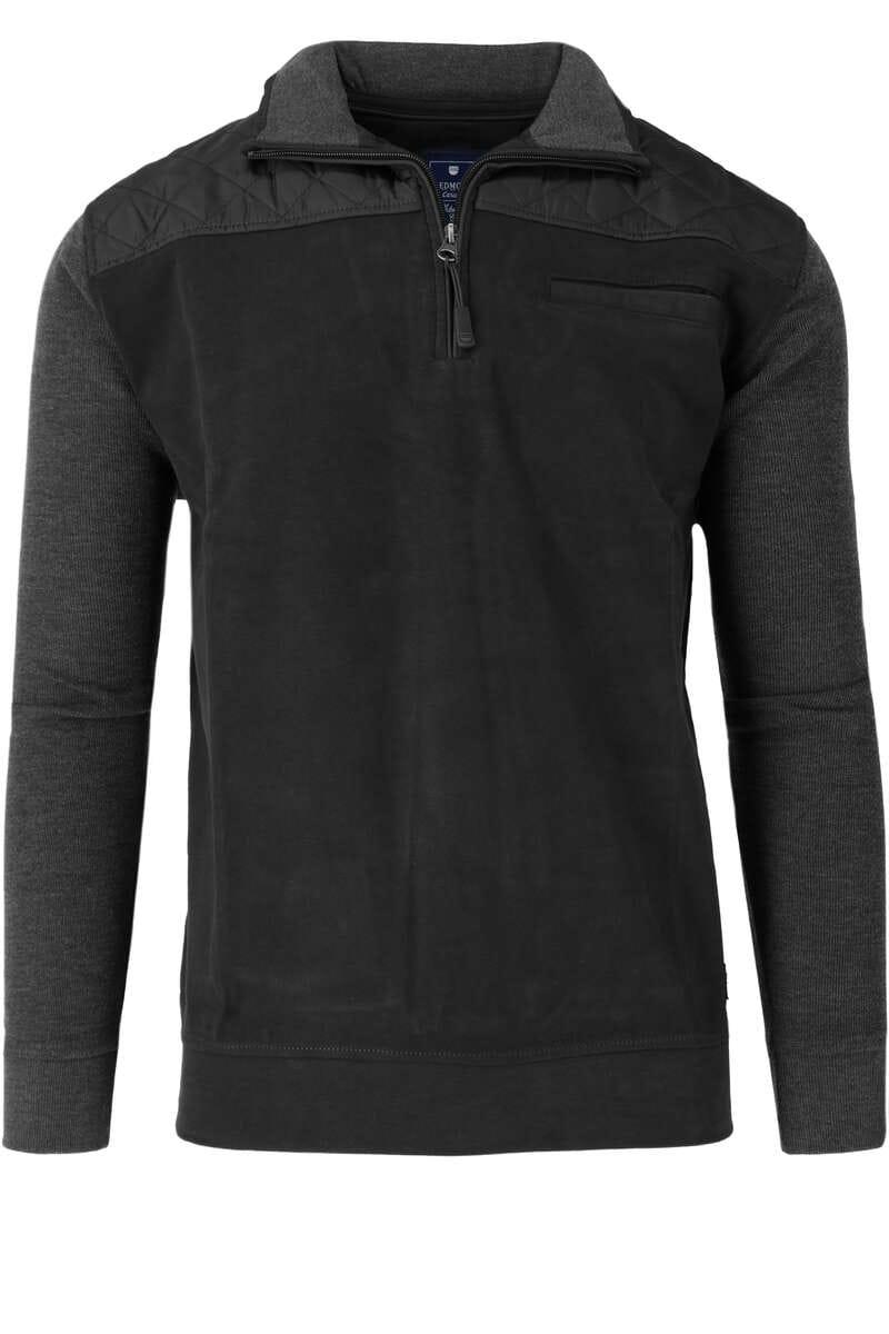 Redmond Troyer Zip grau, einfarbig S