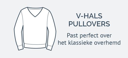 V-hals Pullovers
