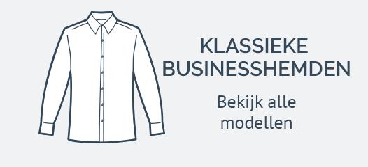 Klassieke Business Overhemden