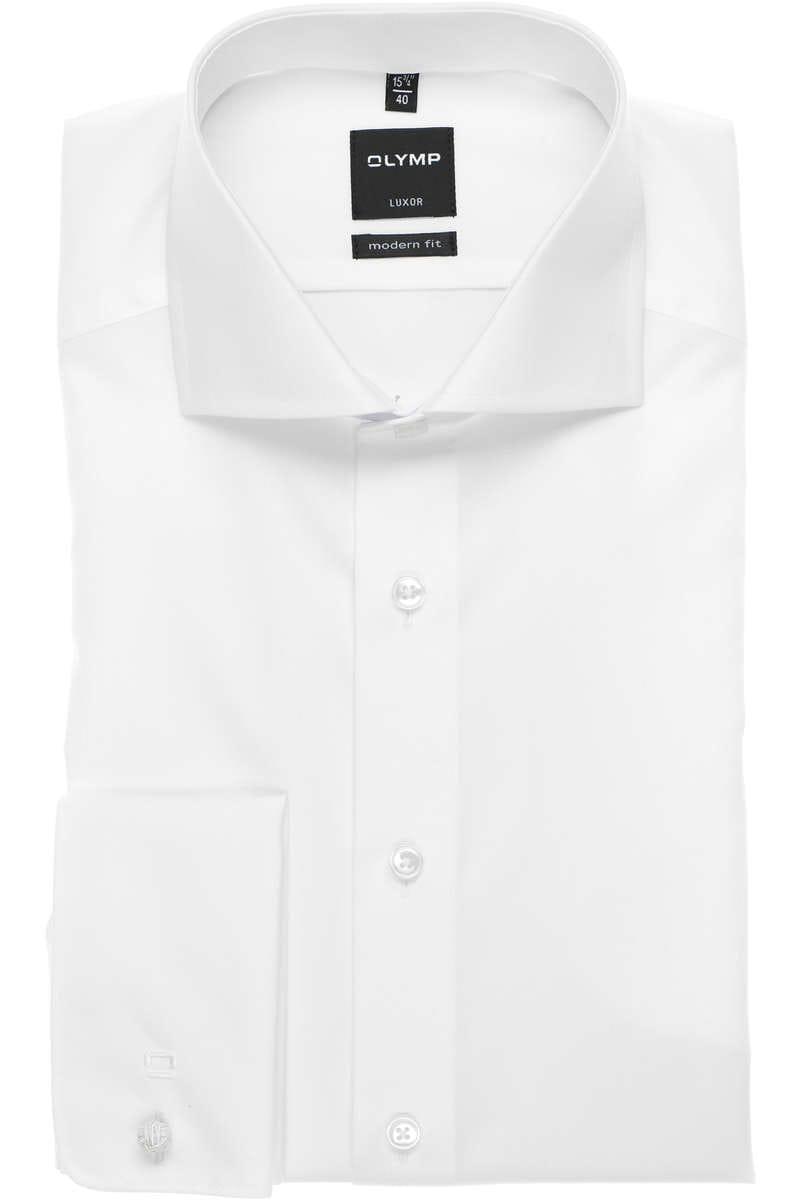 olymp slim line hemd in extra langer arm 70cm weiss. Black Bedroom Furniture Sets. Home Design Ideas