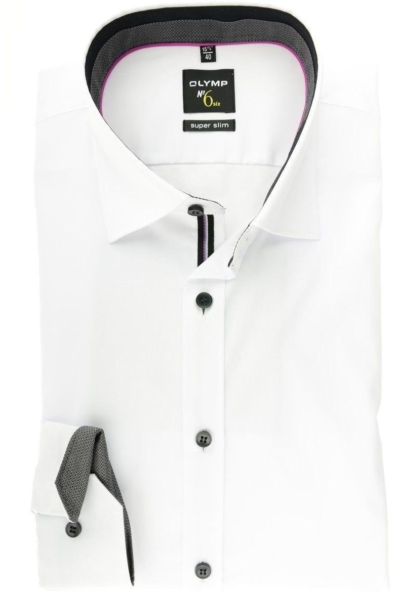 olymp super slim no six hemd in extra langer arm 69cm. Black Bedroom Furniture Sets. Home Design Ideas