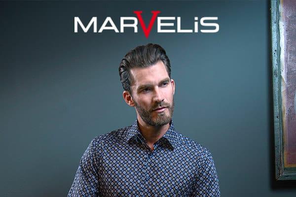 Marvelis Hemden mit extra langem Arm - Emotion