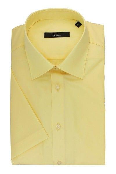 8108a5117b2294 Venti Slim Fit - Shirt in Short Sleeve (4 ¾ inch)