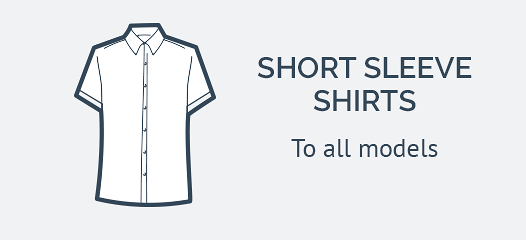 CASAMODA short sleeve shirts
