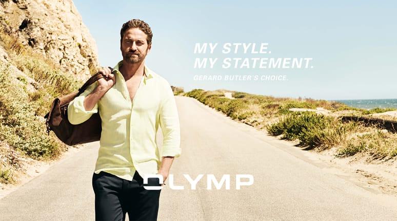 OLYMP Tendenz Regular Fit Hemden