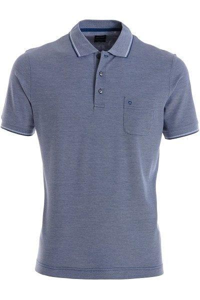 Olymp Modern Fit Poloshirt nürnberger, Einfarbig