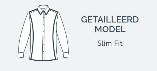 Profuomo Slim Fit Overhemden