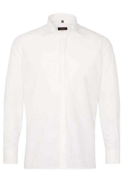 Eterna Hemd - Gala - Modern Fit - beige, Einfarbig