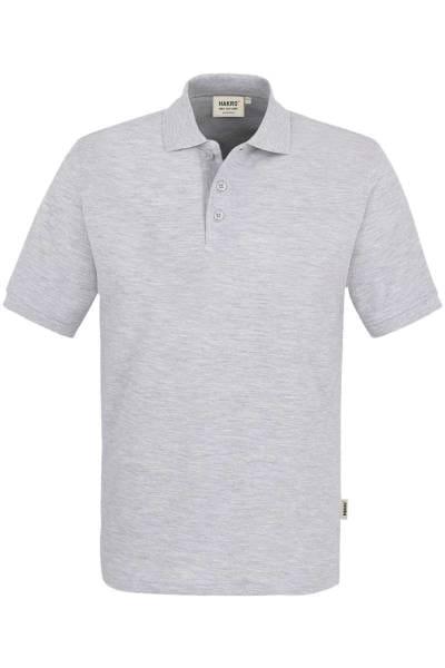HAKRO Regular Fit Poloshirt beige, Meliert