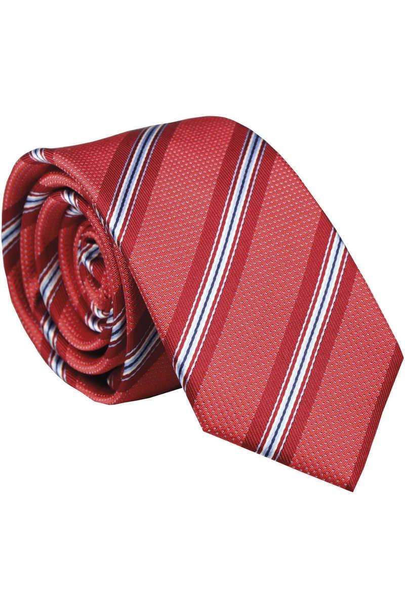 hochwertige willen krawatte in der farbe rot gepunktet und gestreift die krawatte ist normal. Black Bedroom Furniture Sets. Home Design Ideas