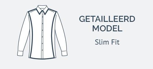 Desoto Slim Fit Overhemden
