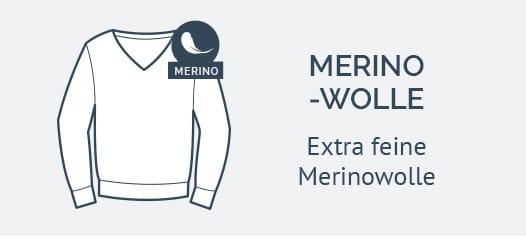 OLYMP Pullover Merinowolle