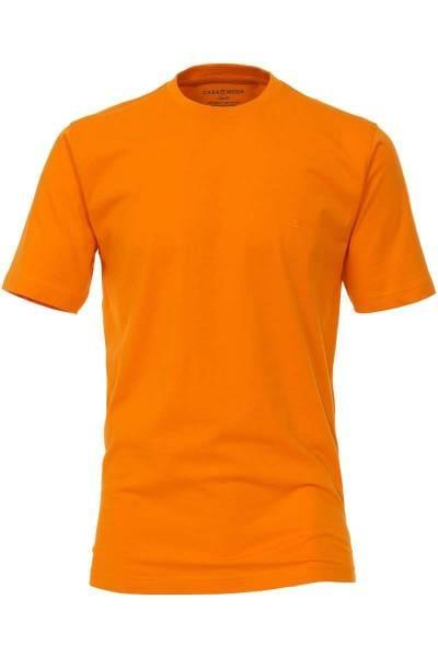 Casa Moda T-Shirt gelb, Einfarbig