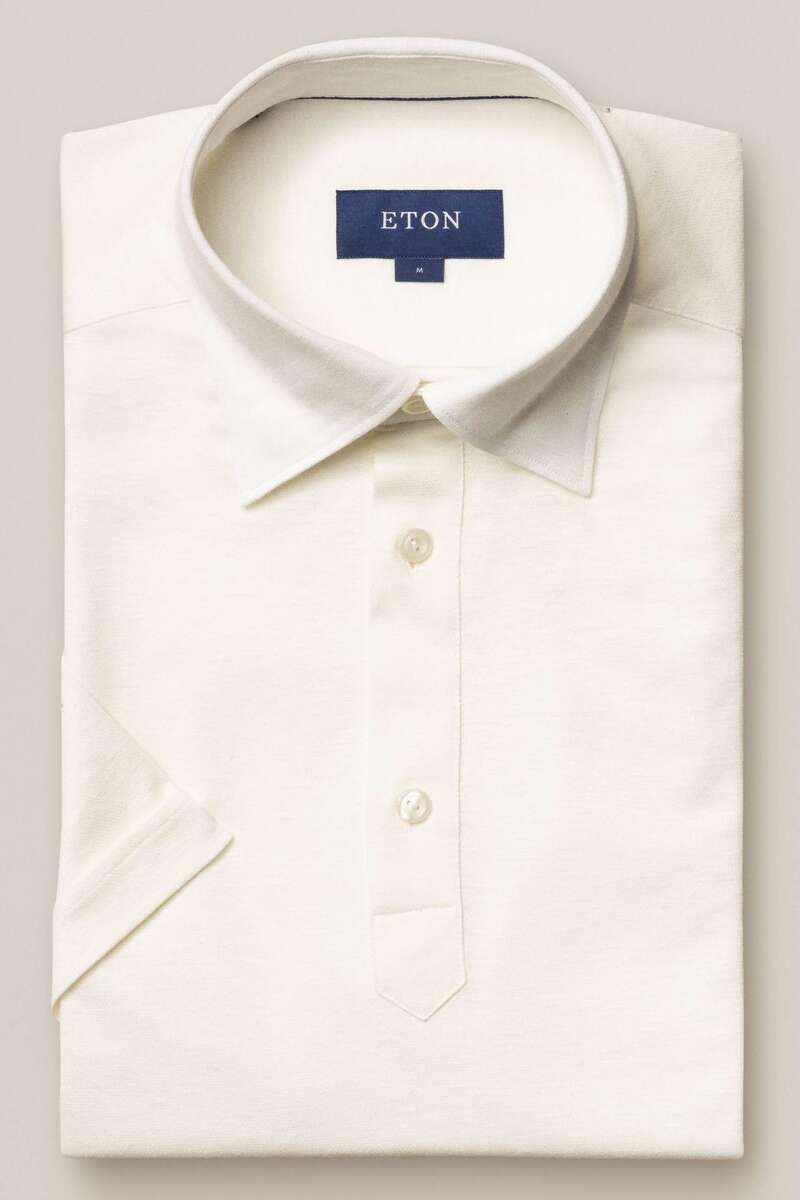 ETON Contemporary Fit Poloshirt breige, Einfarbig M