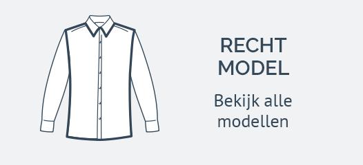 Recht Model Mouwlengte 6
