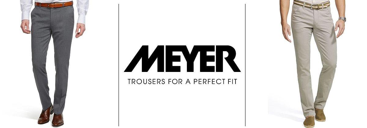 Meyer Hosen für Herren - Emotion