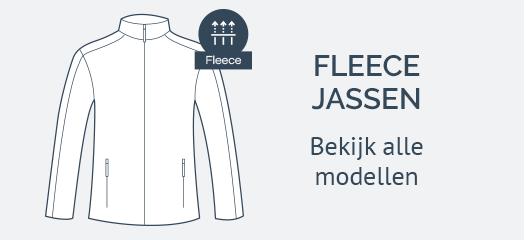 Fleece Jassen