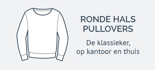 Ronde Hals Pullovers
