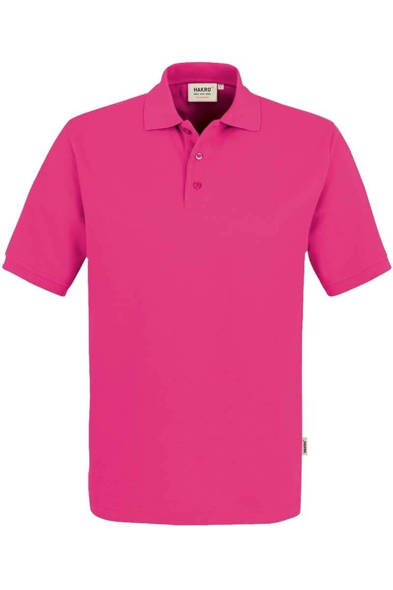 HAKRO Comfort Fit Poloshirt magenta, Einfarbig
