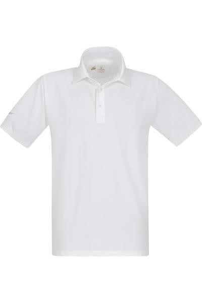 TRIGEMA Poloshirt - Comfort Fit - weiss, Einfarbig