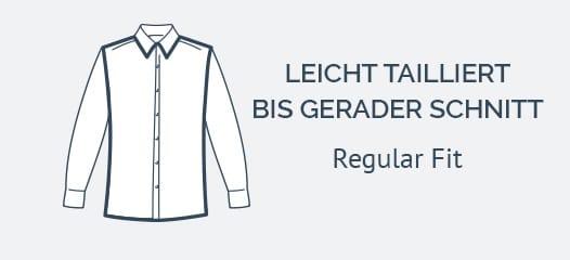 Regular Fit Hemden