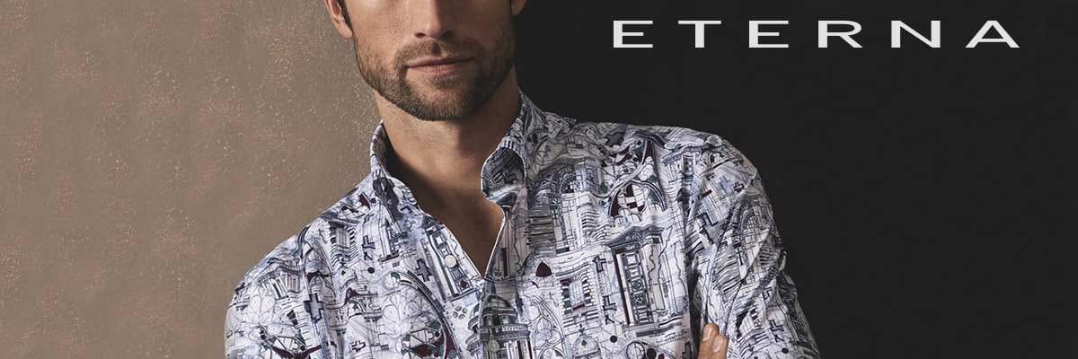ETERNA Modern Fit Hemden