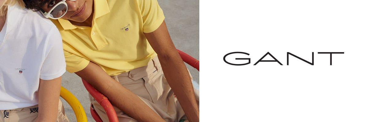 GANT Poloshirts Mood