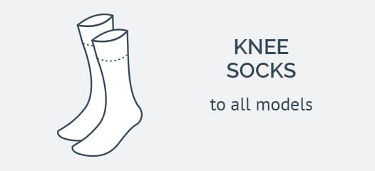 FALKE knee high socks