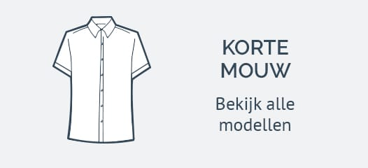 Desoto Korte Mouw Overhemden