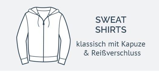Sweatshirts online kaufen