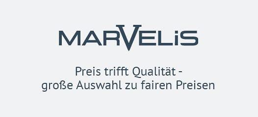 MARVELIS Langarm Poloshirts Herren