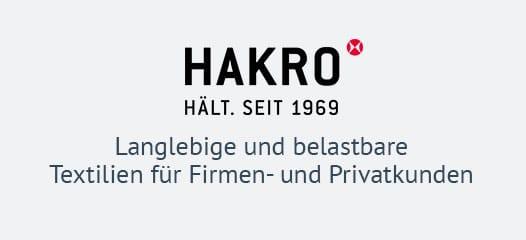 Kurzarm Poloshirts von HAKRO