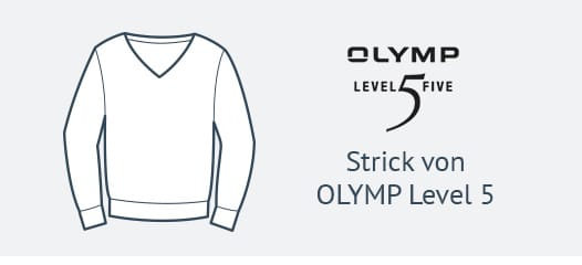 OLYMP Pullover Level 5
