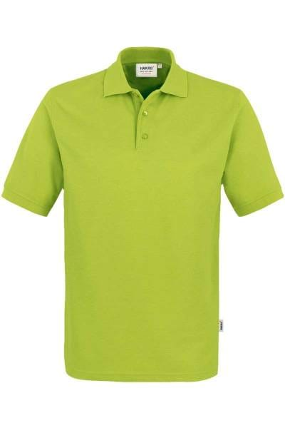 HAKRO Comfort Fit Poloshirt kiwi, Einfarbig
