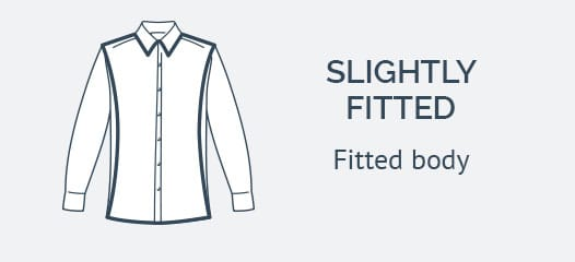 Stenströms Fitted Body shirts