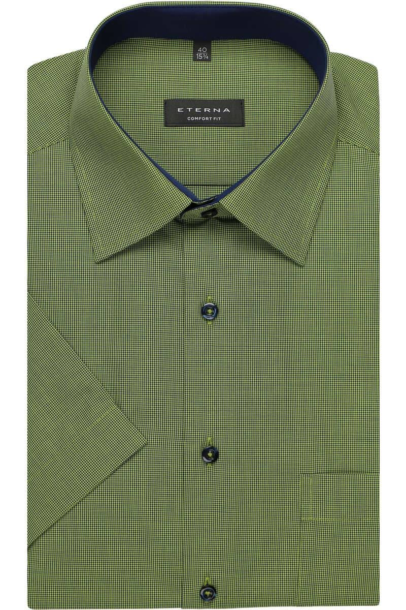 ETERNA Herren Langarm Business Hemd Comfort Fit weiß Patch Gr 8549.00.E147 40