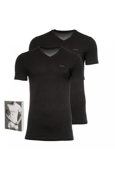 JOOP! T-Shirt, Unterwäsche - - schwarz, Einfarbig