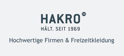 Marken T-Shirts von HAKRO