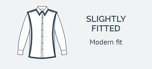 CASAMODA shirts modern fit