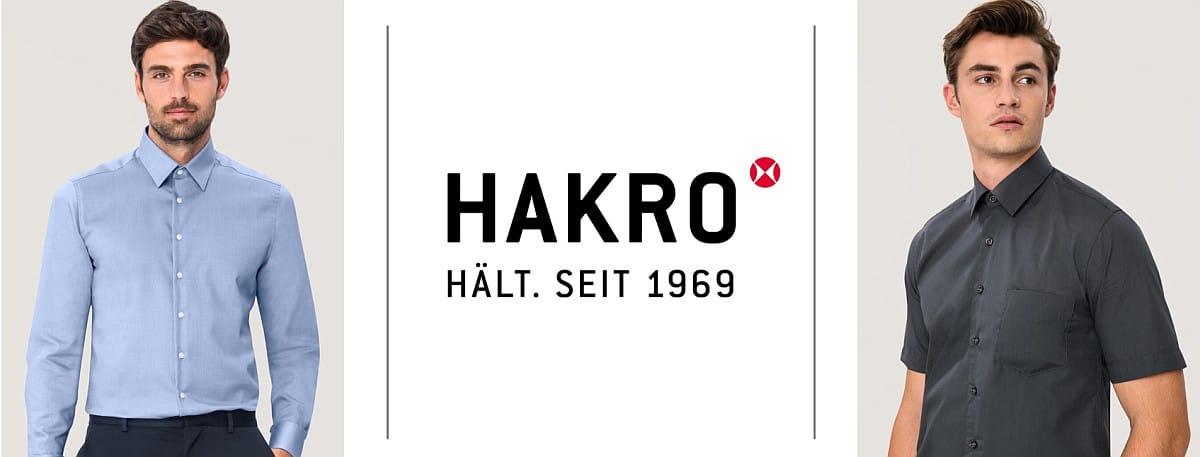 HAKRO Hemden seit 1969