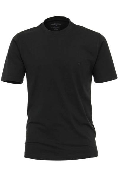 Casa Moda T-Shirt dunkelgrün, Einfarbig