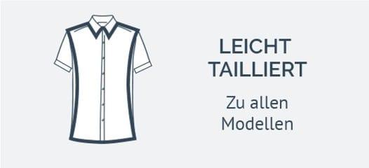Modern Fit Kurzarmhemden